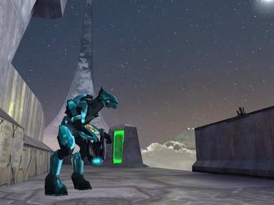 Halo Custom Edition Halo CE Maps: Halo SP Level - Multiplaye