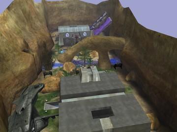 Halo Custom Edition Multiplayer Maps w/ AI: AI Battlecreek