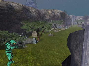 Halo Custom Edition Modified Multiplayer Maps: Peril H3
