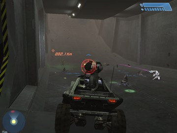 Halo Custom Edition Modified Single Player Maps: Maw Run - s