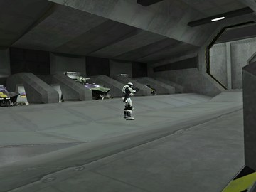 Halo Custom Edition Modified Multiplayer Maps: D40 Race