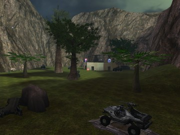 Halo Custom Edition Modified Multiplayer Maps: Firefight Inf