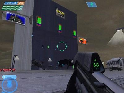 Halo Custom Edition Modified Multiplayer Maps: Reach City