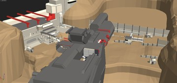 Halo Custom Edition 3D Model Files: Sementerio Halo Reach Mo