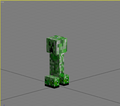 Minecraft Creeper Scenery Tags