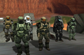Halo Reach Marines and Covenants Biped Tags