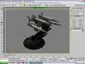 Missel Turret Model (3DS/MAX)