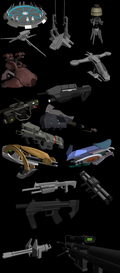 Halo 3 Models (MAX/3DS)