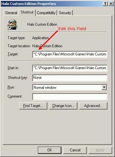 Halo Custom Edition How to configure Halo CE for Screenshots